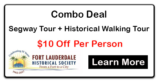 Segway Tour And Walking Tour Combo Deal