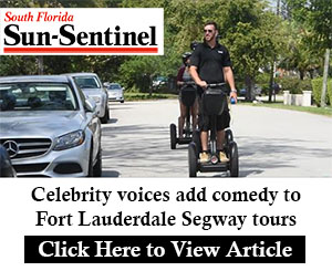 Segway Fort Lauderdale - Tours and Rentals